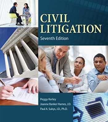 9781285449180-1285449185-Civil Litigation