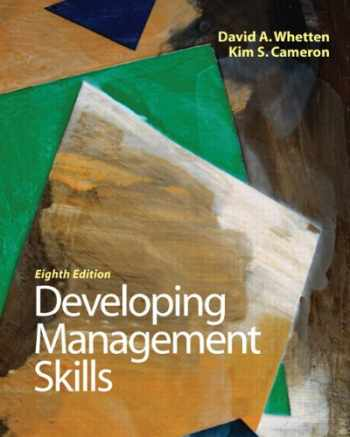 9780136121008-0136121004-Developing Management Skills (8th Edition)
