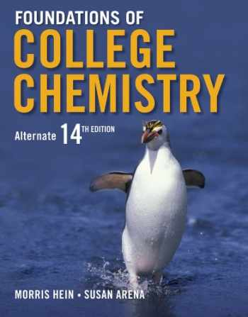 9781118298237-1118298233-Foundations of College Chemistry