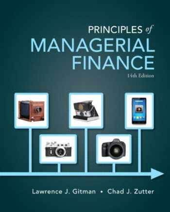 9780133740929-0133740927-Principles of Managerial Finance Plus NEW MyLab Finance with Pearson eText -- Access Card Package (14th Edition) (Pearson Series in Finance)