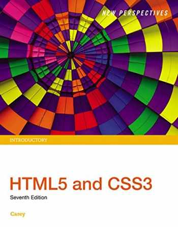 9781305578203-1305578201-New Perspectives on HTML and CSS, Introductory