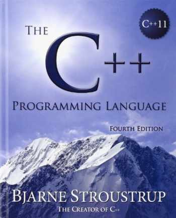 9780321958327-0321958322-The C++ Programming Language (hardcover) (4th Edition)