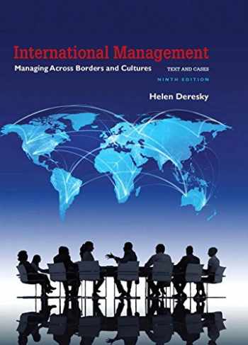 9780134376042-0134376048-International Management: Managing Across Borders and Cultures, Text and Cases (9th Edition)
