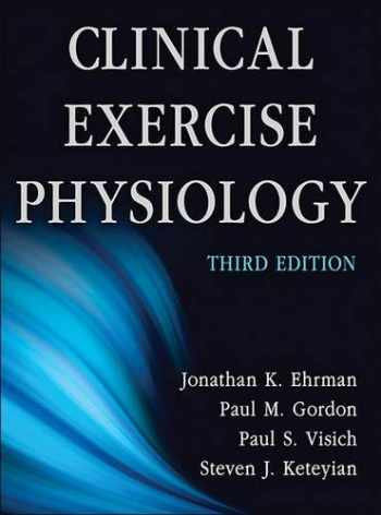 9781450412803-1450412807-Clinical Exercise Physiology-3rd Edition