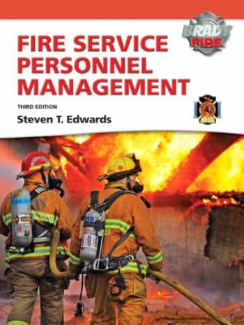 9780135126776-0135126770-Fire Service Personnel Management with MyFireKit (3rd Edition)