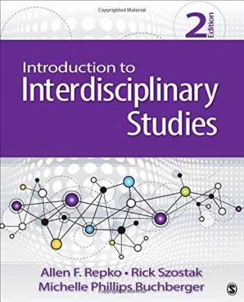9781506346892-1506346898-Introduction to Interdisciplinary Studies