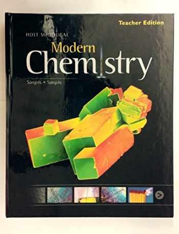 9780547636344-0547636342-Modern Chemistry: Teacher Edition 2012