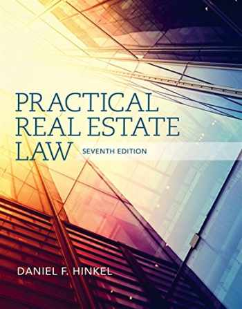 9781285448633-1285448634-Practical Real Estate Law