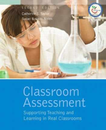 9780132335546-0132335549-Classroom Assessment: Supporting Teaching and Learning in Real Classrooms (2nd Edition)
