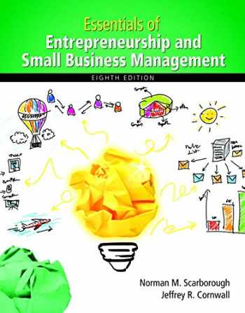 Essentials of Entrepreneurship and Small Business Management, 8th Edition