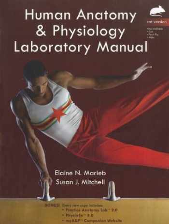 9780321765611-0321765613-Human Anatomy & Physiology Laboratory Manual, Rat Version