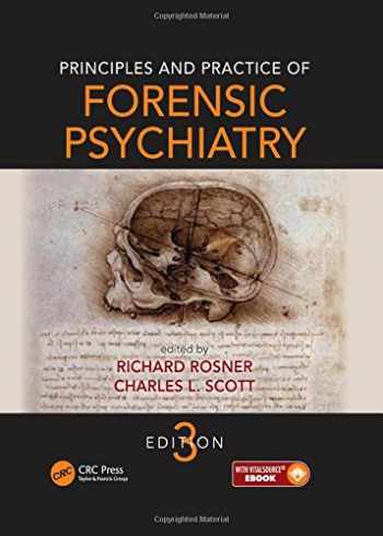 9781482262285-1482262282-Principles and Practice of Forensic Psychiatry, Third Edition