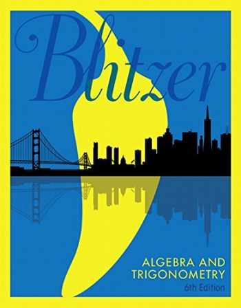 9780134494951-0134494954-Algebra and Trigonometry Plus MyLab Math with Pearson eText -- Access Card Package (6th Edition)