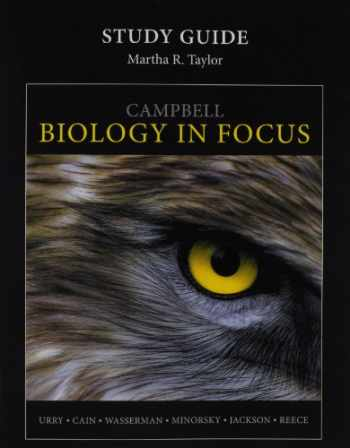 9780321864994-0321864999-Study Guide for Campbell Biology in Focus