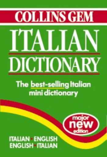 9780004707464-000470746X-Collins Gem Italian Dictionary: Italian-English English-Italian