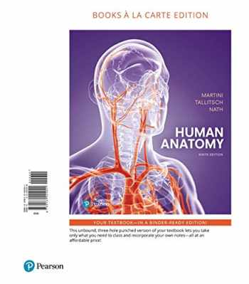 9780134424941-0134424948-Human Anatomy, Books a la Carte Edition (9th Edition)