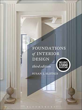 9781501316043-1501316044-Foundations of Interior Design: Bundle book + Studio Access Card