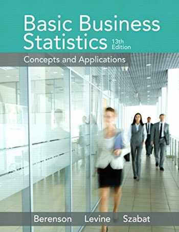 9780321870025-0321870026-Basic Business Statistics (13th Edition)
