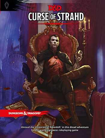 9780786965984-0786965983-Curse of Strahd: A Dungeons & Dragons Sourcebook (D&D Supplement)