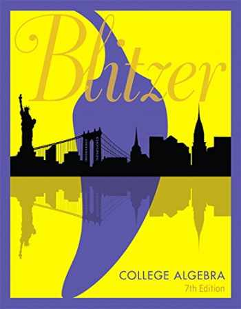 9780134753652-0134753658-College Algebra Plus MyLab Math with eText -- 24-Month Access Card Package (7th Edition)