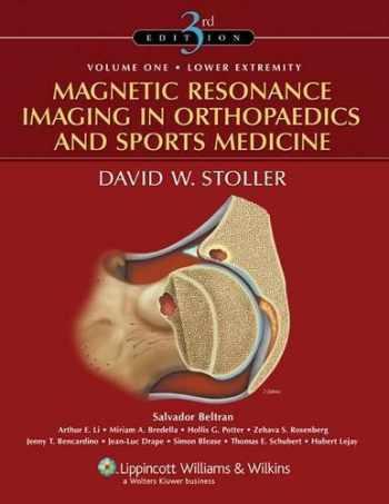 9780781773577-0781773571-Magnetic Resonance Imaging in Orthopaedics and Sports Medicine (2 Volume Set)