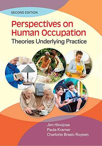 9780803659155-0803659156-Perspectives on Human Occupation: Theories Underlying Practice