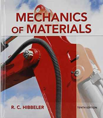 9780134518121-0134518128-Mechanics of Materials Plus MasteringEngineering with Pearson eText -- Access Card Package (10th Edition)