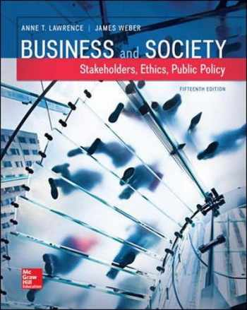 9781259315411-125931541X-Business and Society: Stakeholders, Ethics, Public Policy (Irwin Accounting)