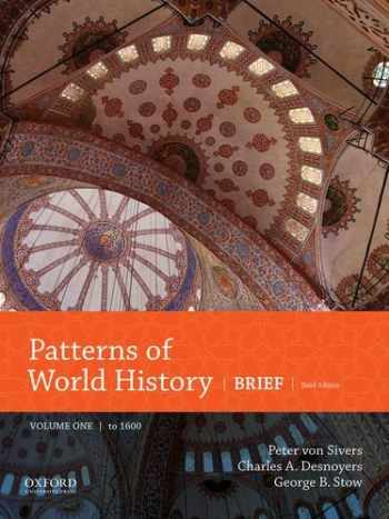 9780190697310-0190697318-Patterns of World History: Brief Third Edition, Volume One to 1600