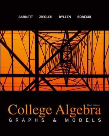 9780077221287-0077221281-College Algebra: Graphs and Models