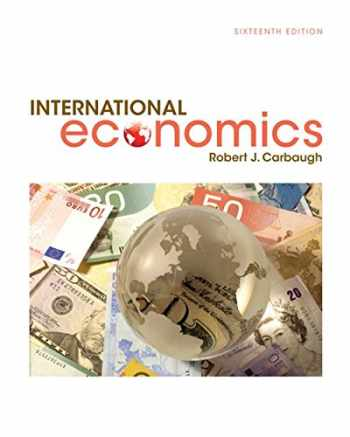 9781305507449-1305507444-International Economics