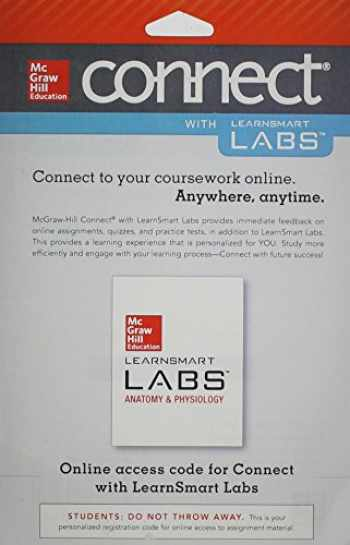 Connect Access Card for LearnSmart Labs Anatomy and Physiology with APR