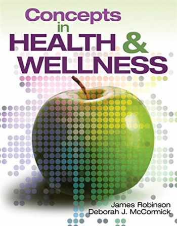 9781418055417-1418055417-Concepts In Health and Wellness (New Releases for Health Science)