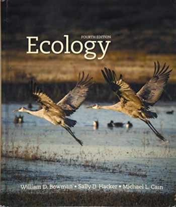 9781605356181-1605356182-Ecology, Fiourth Edition