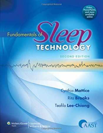 9781451132038-1451132034-Fundamentals of Sleep Technology