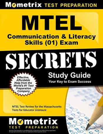 9781610720335-1610720334-MTEL Communication & Literacy Skills (01) Exam Secrets Study Guide: MTEL Test Review for the Massachusetts Tests for Educator Licensure