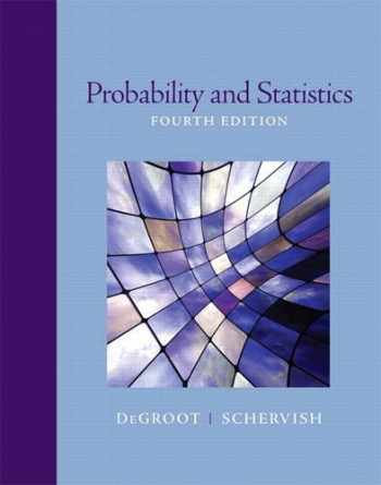 9780321500465-0321500466-Probability and Statistics (4th Edition)