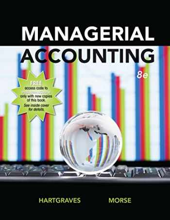 9781618532350-1618532359-MANAGERIAL ACCOUNTING 8