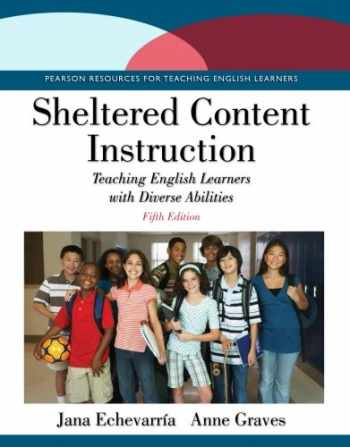 9780133754261-013375426X-Sheltered Content Instruction: Teaching English Learners with Diverse Abilities (5th Edition)