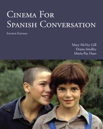9781585107063-1585107069-Cinema for Spanish Conversation, 4th Edition (Spanish and English Edition)