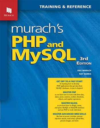 9781943872381-1943872384-Murach's PHP and MySQL (3rd Edition)