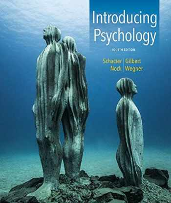 9781464155543-1464155542-Introducing Psychology