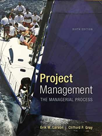 9780078096594-0078096596-Project Management: The Managerial Process (McGraw-Hill Series Operations and Decision Sciences)