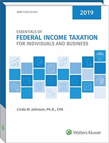 9780808050476-0808050478-Essentials of Federal Income Taxation for Individuals and Business (2019)