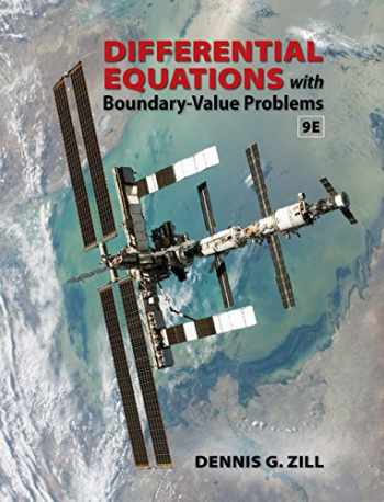9781305965799-1305965795-Differential Equations with Boundary-Value Problems