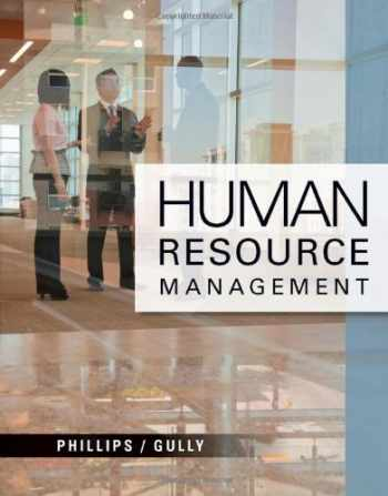 9781111533557-1111533555-Human Resource Management (Explore Our New Management 1st Editions)