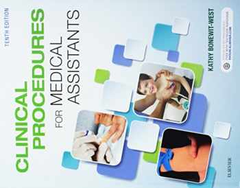 9780323597586-0323597580-Clinical Procedures for Medical Assistants - Text and Study Guide Package