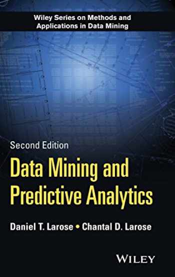 9781118116197-1118116194-Data Mining and Predictive Analytics (Wiley Series on Methods and Applications in Data Mining)