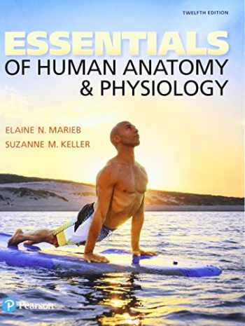 9780134810843-0134810848-Essentials of Human Anatomy & Physiology and Modified Mastering A&P with Pearson eText -- ValuePack Access Card Package (12th Edition)
