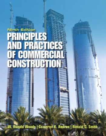 9780132495011-0132495015-Principles & Practices of Commercial Construction (9th Edition)